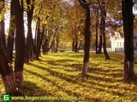 """""""Осенняя пора в п. Богородское"""" Сентябрь 2008"""