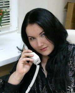 Оксана Шишкина.