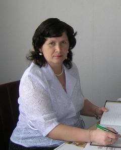Лариса Николаевна Кабанова