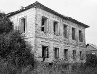 Истрорические постройки с. Караул.