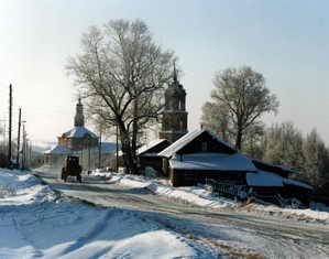 Историческая статья о становлении села Ошлань