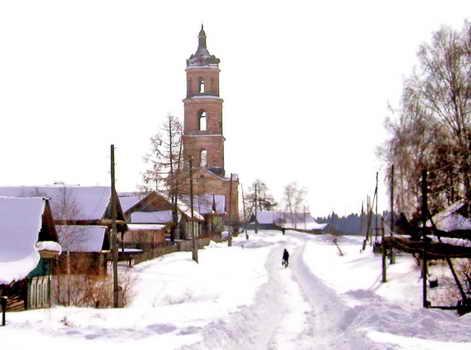Село Рождественское