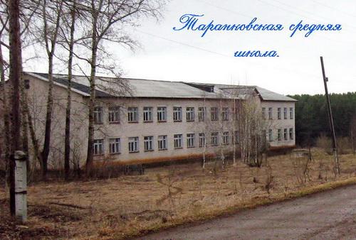 Деревня Таранки