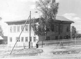 Страницы истории Ухтымской школы