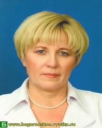 Останина Нина Леонидовна