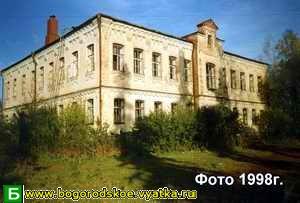 История Хорошевской больницы
