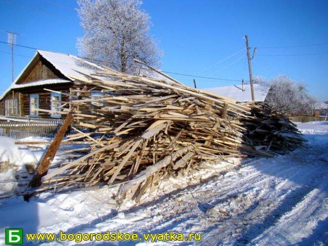"""""""Мороз и солнце день чудесный"""" Январь 2009"""