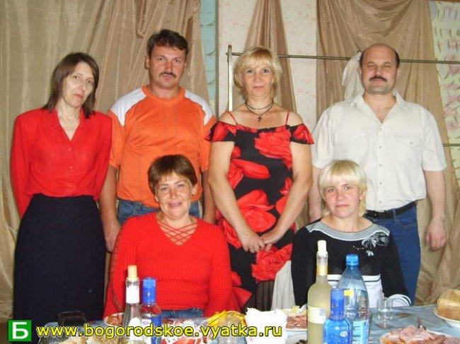 Встреча выпускников 10 а класса август 2007.