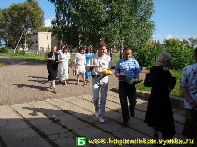2 августа 2008 года Состоялась встреча выпускников Богородской средней школы 1983 года!