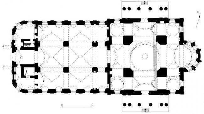 Церковь Покрова, 1847-1849; 1862- кон. 1860-х гг.