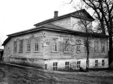 Правление волостное, 1887 г . ул. Советская, 55