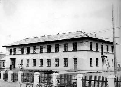 Историческая справка о Богородской больнице