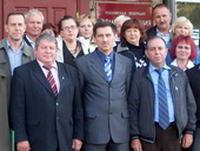 В городе Зуевка состоялся областной семинар-тренинг