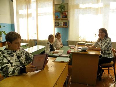 На уроке у Ольги Вагановой