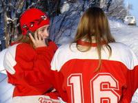 У Богородского хоккея - 'женское' лицо