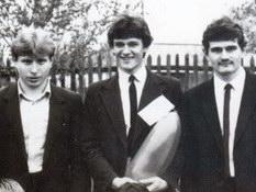 Выпускники Богородской средней школы 1985 года.