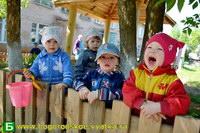 В детском саду реализуют проект «Островок здоровья»