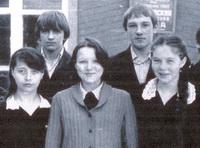Тумановская восьмилетняя школа. Выпуск 1984 года. 7 класс.
