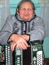 Гармонистка Дуся