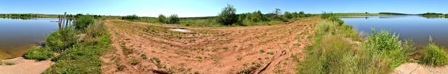 Панорамы жаркого июльского дня (июль 2011)