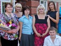 Встреча выпускников 2004 года