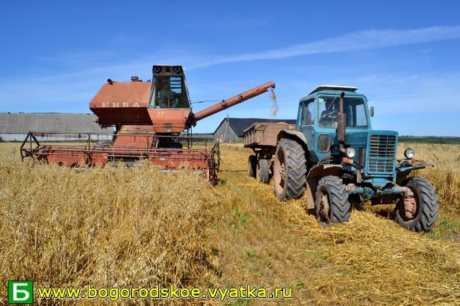 172 человека - все сельское хозяйство района!