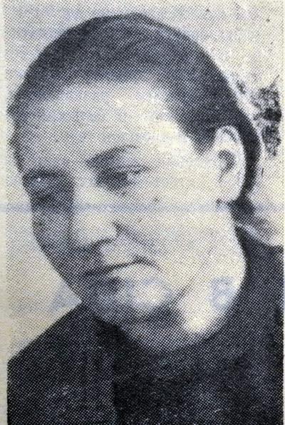 Анна Васильевна Боровикова