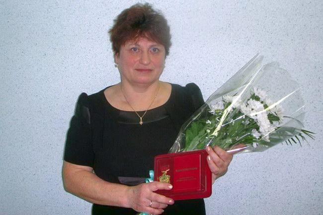 «Педагогическая слава» у Щелчковой Татьяны Ивановны