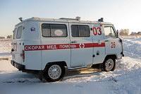 Богородская ЦРБ получила новый УАЗ 'СКОРАЯ ПОМОШЬ'