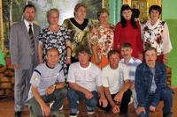 Встреча одноклассников Ухтымской школы 1977 года выпуска.