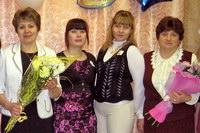 4 февраля в Ошланской школе прошёл вечер встречи выпускников