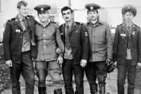 Советской Армии в п. Богородское - посвящается!