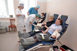 153 богородчанина совершили акт милосердия, сдав 61 литр крови