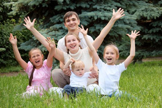 Граждане, имеющие трех и более детей могут получить бесплатно землю