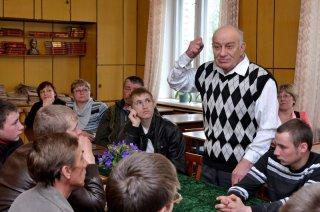 В администрации района состоялся традиционный День призывника.