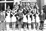 Одноклассники Ухтымской средней школы, год выпуска - 1984.