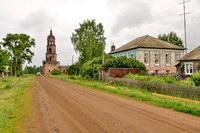 Небольшая прогулка по селу Рождественское