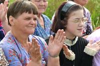День культуры и спорта в деревне Чирки