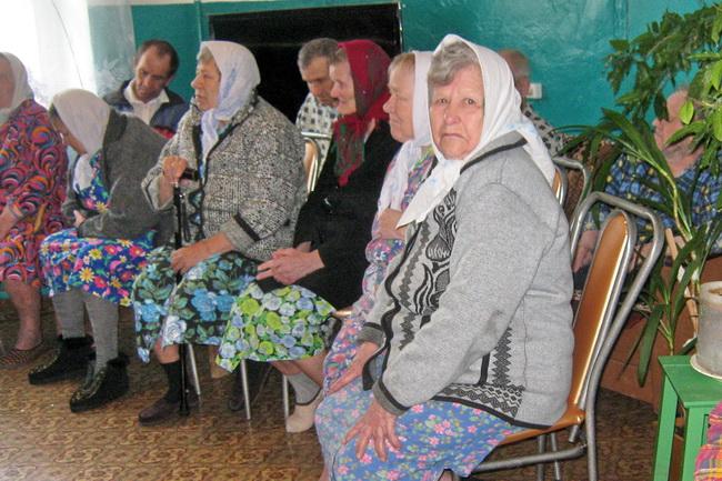 Ухтымские бабушки и дедушки будут зимовать в тепле.