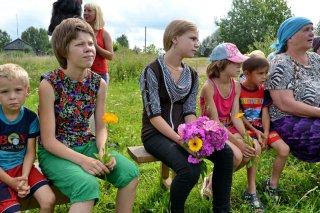 День культуры и спорта в деревне Чирки. Или деревенские посиделки!