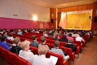 22 августа в районном Доме культуры прошло общешкольное родительское собрание.