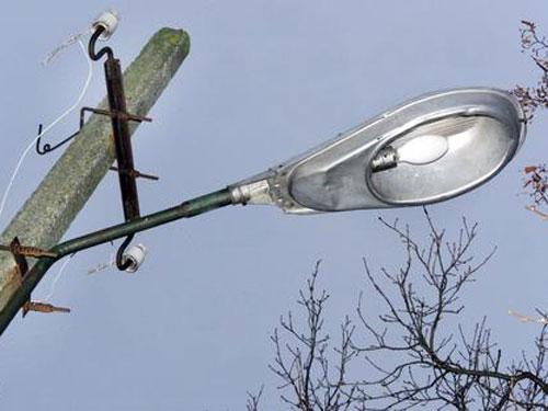 В поселке Богородское с 11 сентября включено уличное освещение.