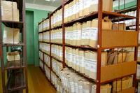 Муниципальный архив переехал в другое здание