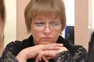 Наталья Бунчук - правая рука Зотовой Г.Ф.