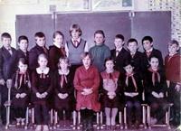 Одноклассники Караульской школы Выпуск 1989 года.