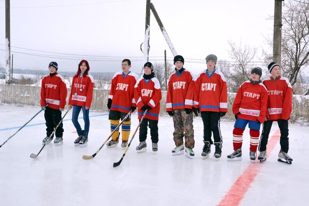 Первенство нижегородской области по хоккею среди команд юношей 2002-03 гр арзамас