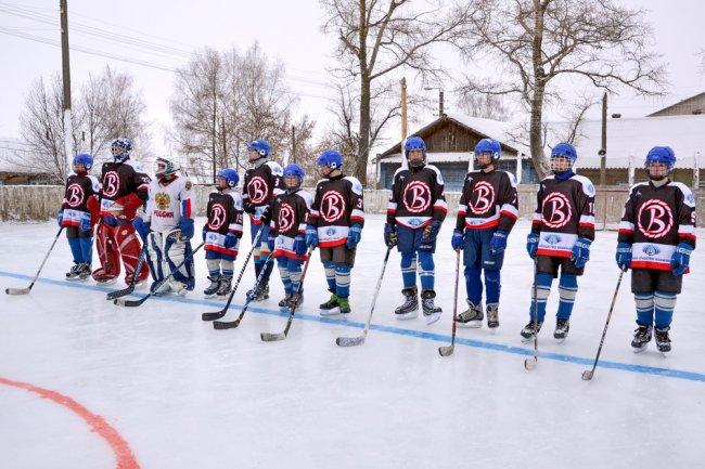 Межрайонный турнир по хоккею с шайбой прошел в п. Богородское