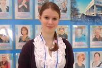 Виктория Вахрушева вернулась с Всероссийского конкурса с наградами