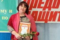 Александра Соболева - победитель областного конкурса СМИ!
