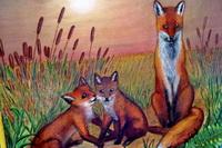 """В Ухтыме своя """"Третьяковка"""" - «Удивительный мир живой природы»"""